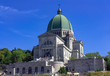 Grand cathedral in Montreal