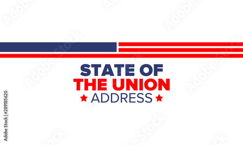 Photo  State of the Union Address in United States