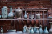 Celadon Dragon Kiln Of The Seventh Generation