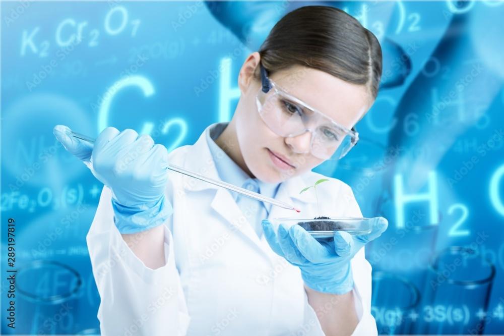 Fototapeta Chemistry.