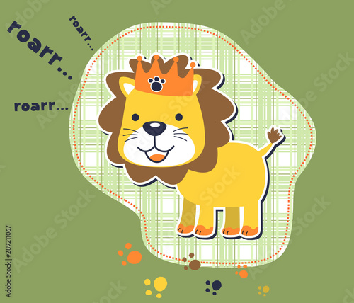 Lion With Crown King Of Jungle Cartoon Vector Buy This Stock Vector And Explore Similar Vectors At Adobe Stock Adobe Stock Guilty crown english dubbed episodes at wcartooncrazy.net. adobe stock