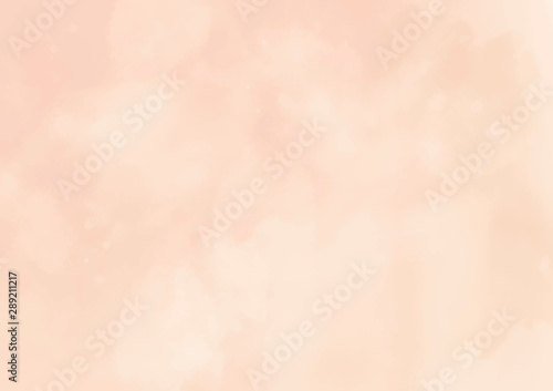 Cuadros en Lienzo  peach color abstract painted paper