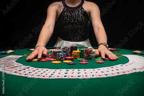 A póker játék pornó képregény