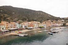 Isola Del Giglio Borgo Giglio ...