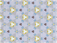 Colorful Seamless Pattern Back...