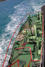Ferry Boat Deck Equipment With...