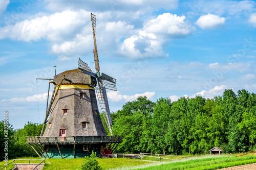 Holländische Windmühle