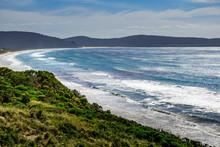The Neck, South Bruny, Tasmani...