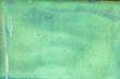 Leinwanddruck Bild - Painted Green Wall