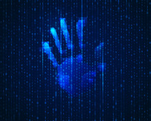 Cyber Handprint
