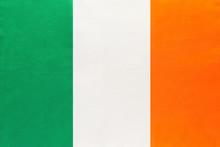 Ireland National Fabric Flag W...