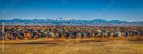 Fotografía  Colorado neighborhood