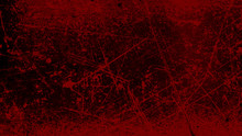 Grunge Halloween Background Wi...