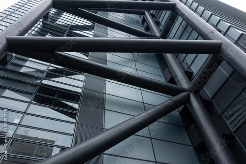 Fotomural 支える 建築