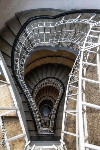 Fototapety, obrazy: the lightbulb staircase