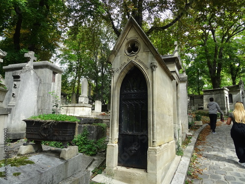 Photo Père Lachaise