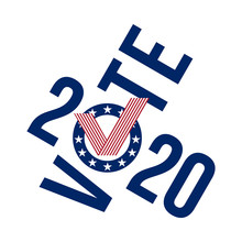 Vote 2020 United States Style ...