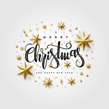 Christmas 2020 Star Confetti G...