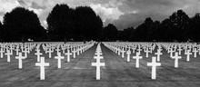 American War Cemetery, Margrat...