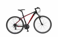 Mountain Bicycle In Black Fram...
