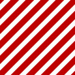Red and White Striped Surface Pattern Background.