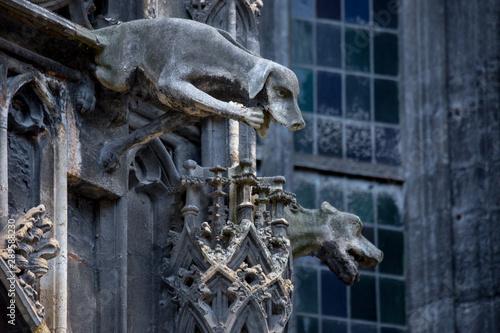 Photo  Elements of Gothic architecture