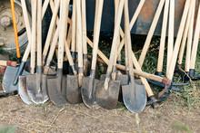 Many Gardening Shovel Tools Re...