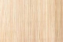 Closeup Bamboo Straw Texture B...