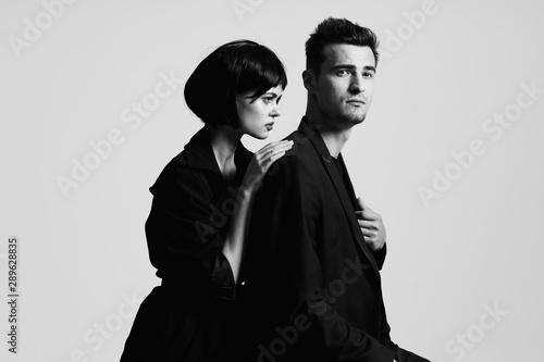 Fotografie, Obraz  young couple