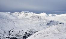 A Winter Snowy Lake District S...