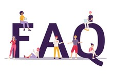 FAQ Concept - People Asking To...