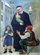 Saint Vincent De Paul, Convent...