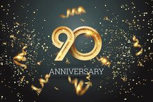 Golden Numbers, 90 Years Anniv...