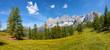 Der Hohe Dachstein in der Steiermark