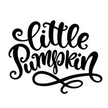 Little Pumpkin. Thanksgiving D...