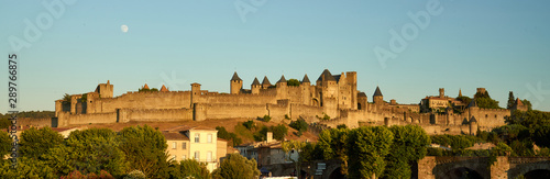 Carcassonne, forteresse médiévale Wallpaper Mural