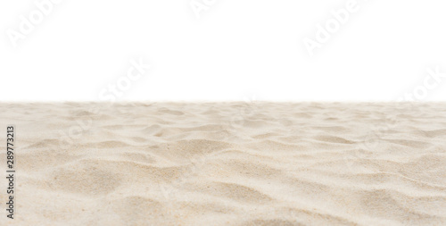 Beach sans texture on thte background Fotobehang