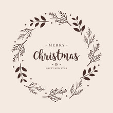 Merry Christmas Greeting Text ...