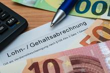 Lohn-/und Gehaltsabrechnung