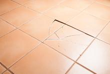 Broken, Tenting, Missing, Cracked, Floor Tiles
