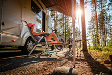 Family Vacation Travel RV, Hol...