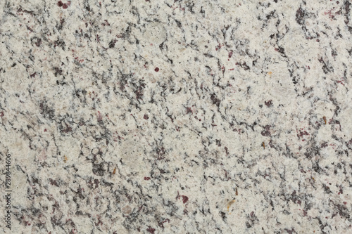 Photo sur Aluminium Marbre Bizarre granite background in new white tone.