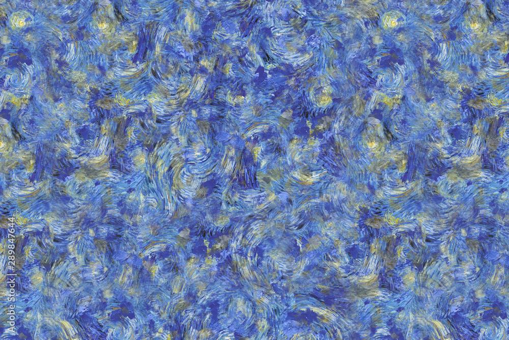 Texture Van Gogh