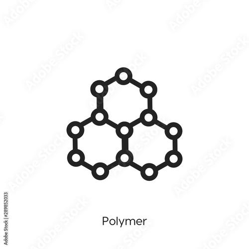 Cuadros en Lienzo polymer icon
