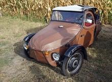 Motorisiertes Dreirad Aus Der Ehemaligen Tschechoslowakei