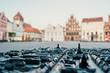 Greifswald im Sommer