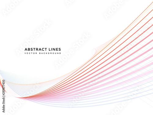 Obraz abstract line background - fototapety do salonu