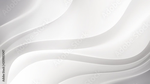 Poster Abstract wave abstract white background