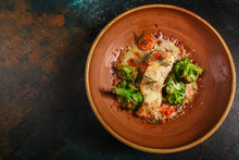 Fish With Broccoli (a Deliciou...