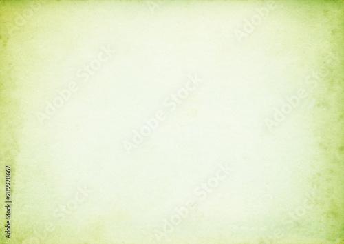 Valokuva  Green paper texture background - High resolution